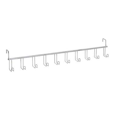 Wire 10-Hook Bridle Rack