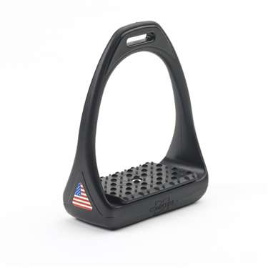 Compositi&reg USA Reflex 3D Swivel Action Wide Track Stirrups