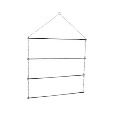 "4-Rung Blanket Rack- 32"" x 40"""