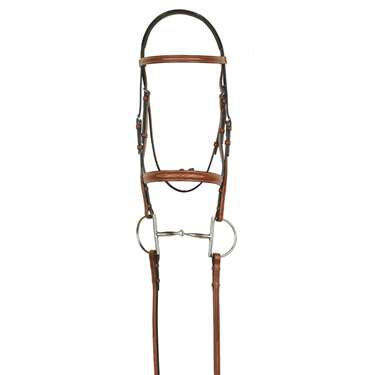 Aramas® Fancy Raised Bridle with Fancy Lace Reins