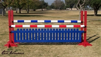 BEGINNER JUMPER HORSE JUMPS (Set of 5) - 8698J