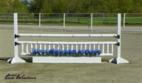 BIRCH-STARTER HORSE JUMPS (Set of 5)