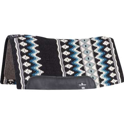 Wool Top Contour Saddle Pad