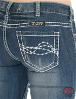 Cowgirl Tuff Women's Edgy Jeans