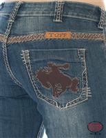 COWGIRL TUFF WOMEN'S WILD & WOOLY RIDES AGAIN