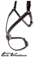 Nunn Finer Figure 8 Noseband with Rings