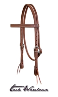 ProTack® Oiled Browband Headstall, 3/4""