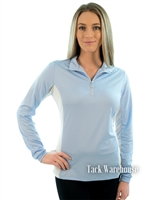 Kastel Charlotte Color Blocking Signature UV Long Sleeve Shirt