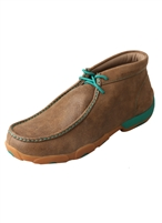 TWISTED X MEN'S DRIVING MOCCASINS