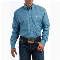 Cinch Men's LS PW Print