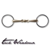 STUBBEN LOOSE RING SNAFFLE BIT SWEET WITH  COPPER MOUTH