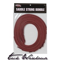 "Saddle String Bundle, 1/2"" x 60"""