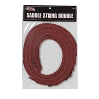 "Saddle String Bundle, 1/2"" x 72"""