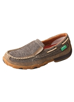 TWISTED X WOMEN'S SLIP-ON ECO DRIVING MOCCASINS