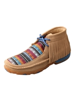 TWISTED X CHILDREN'S DRIVING MOCCASINS