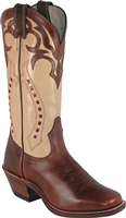 Boulet Women's Ranch Hand Vintage Square Toe Boot