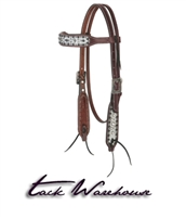 Stacy Westfall Showstopper Browband Headstall