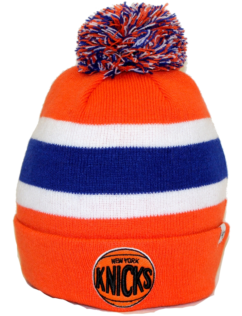 b7683726022 The 47 Brand Breakaway New York Knicks Orange Beanie