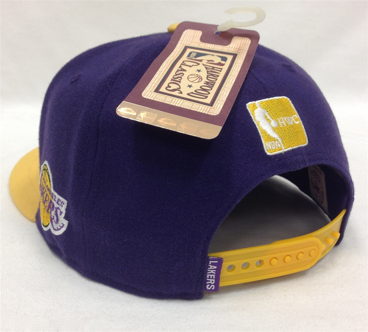 89f57337a49c0f 47 Brand MVP Los Angeles Lakers Purple & Yellow Snapback