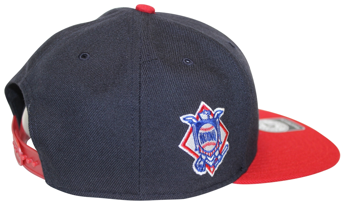 47 Brand Sure Shot Two Tone St Louis Cardinals Navy Red Snapback c6cfff4a8322