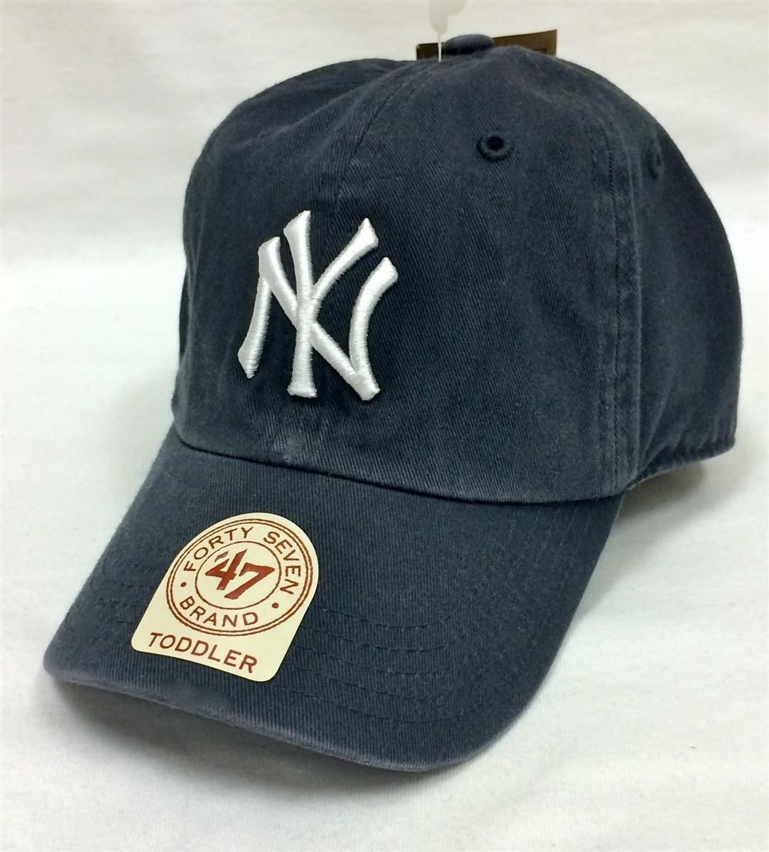 47 Brand Toddler New York Yankees Navy Strapback 8cfae5181fa