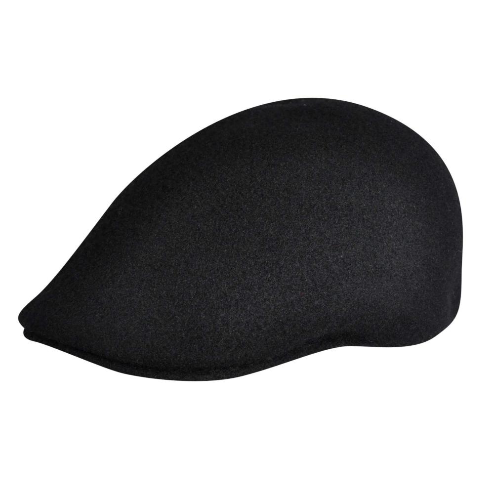 Kangol Seamless Wool 507 Ivy Cap Black 5505394612d