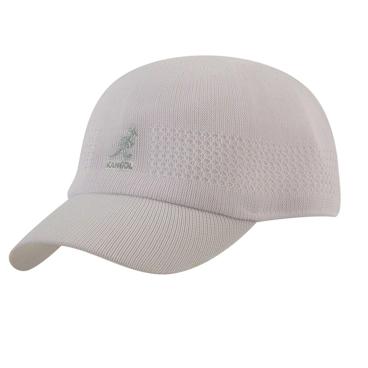 9d3e484f Kangol Tropic Ventair Space Cap White