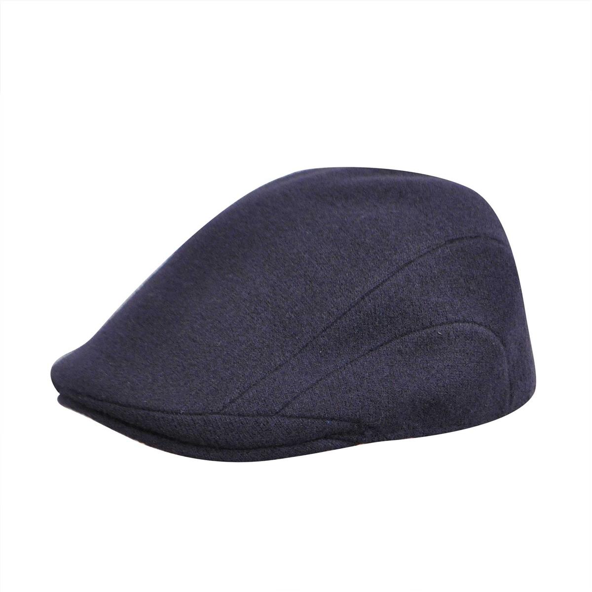 Kangol Wool 507 Ivy Cap Navy Blue 3338d2185c2
