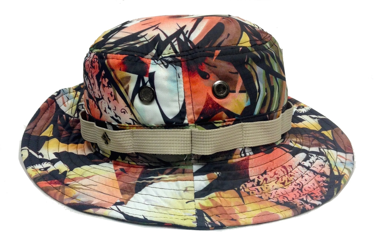 ca17643ee3d31 LRG Lifted Research Group Yew Guy Boonie Bucket Hat