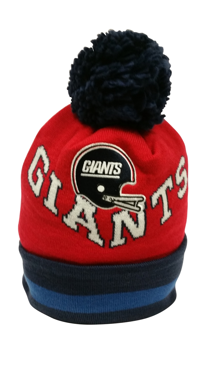 22f6f17f18d9ff purchase new york giants hats d3204 8c20e; coupon code for mitchell ness  chunky knit new york giants pom f86a3 dab72