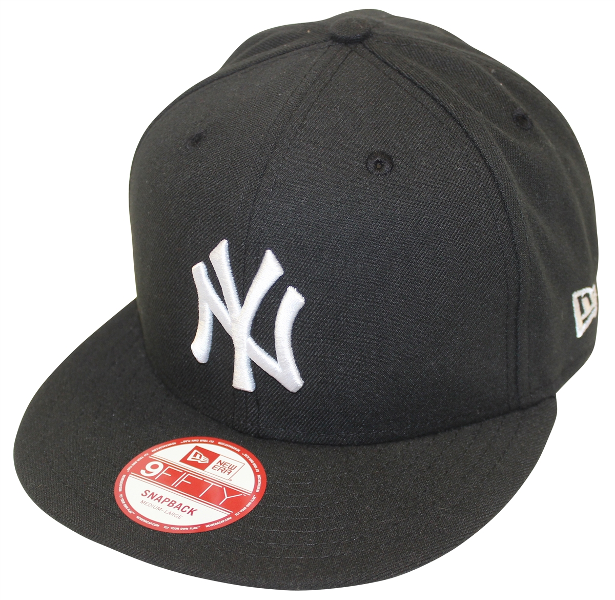 New Era 9Fifty Baycik New York Yankees Black Snapback 81bba5fb586