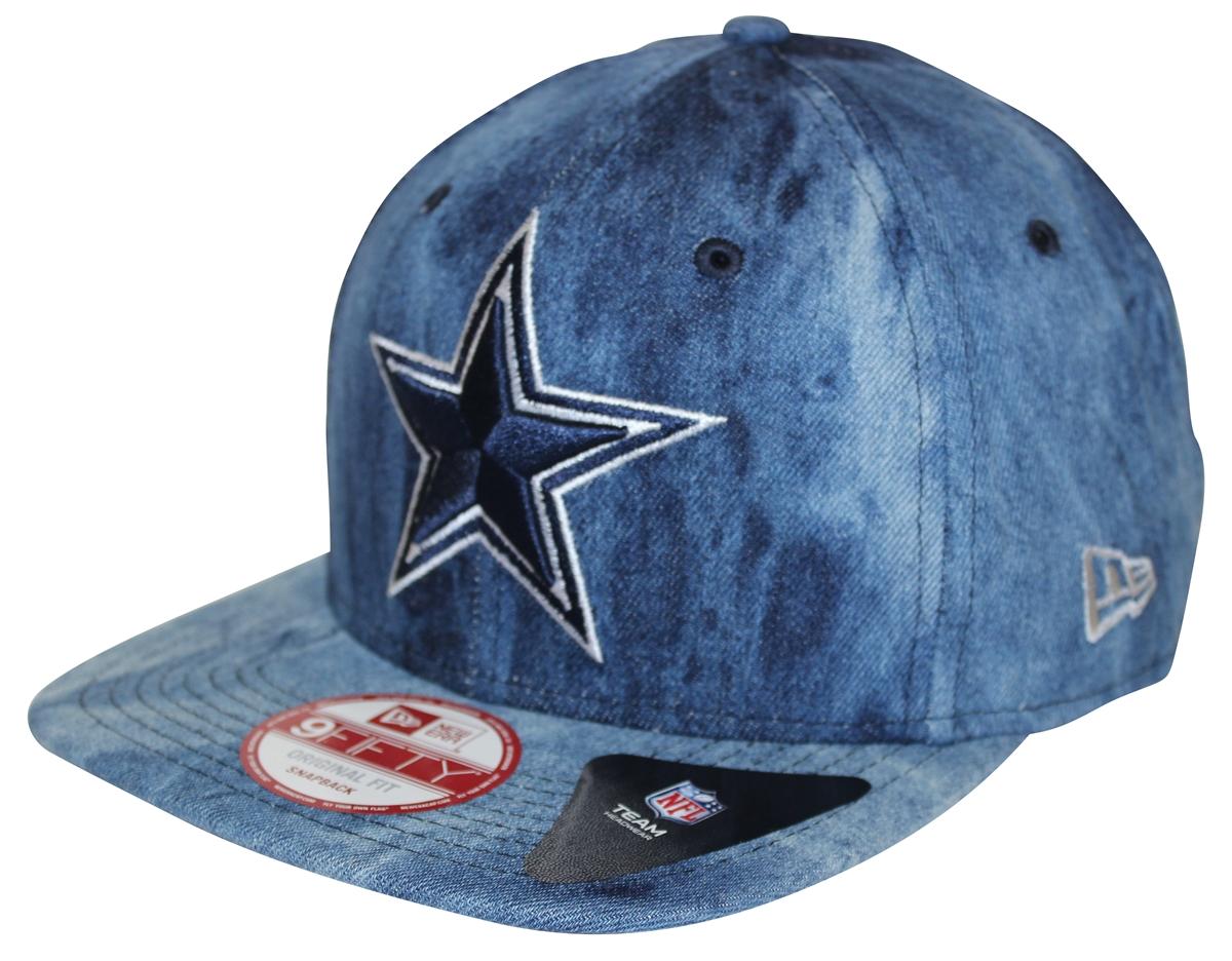 New Era 9Fifty Denim Dip Dallas Cowboys Snapback 9e91b2f746d