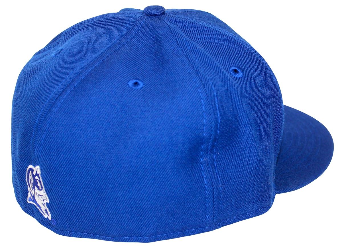 New Era Duke Blue Devils Fitted Cap Hat 3d5848fa450