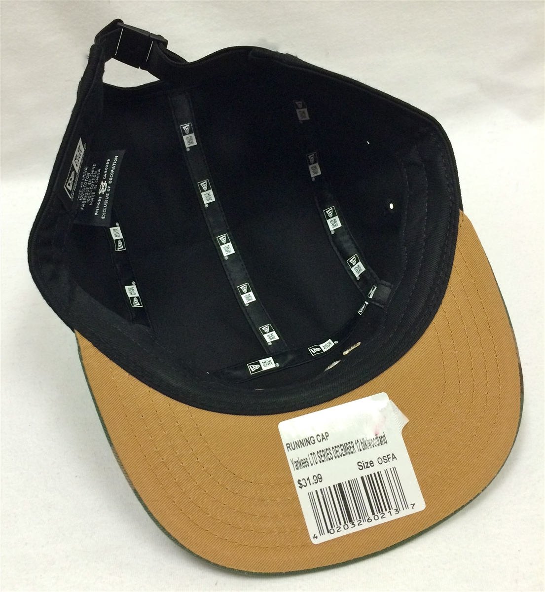 5fe4773a240 ... where can i buy new era 9fifty ltd series new york yankees black camo 5  panel