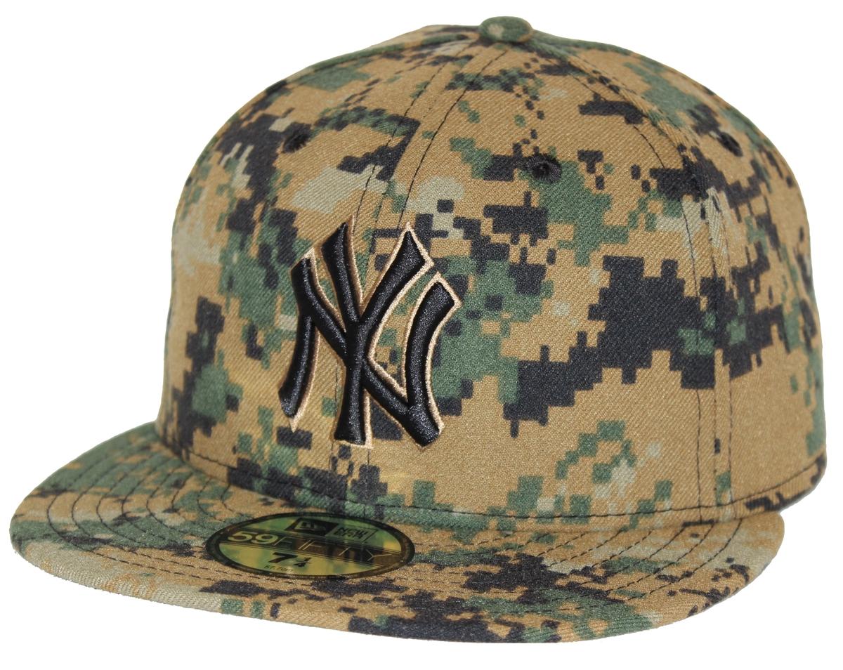 New Era 59Fifty SS16 Memorial Day New York Yankees Digi Camo ... bdbe2a5e1ec2