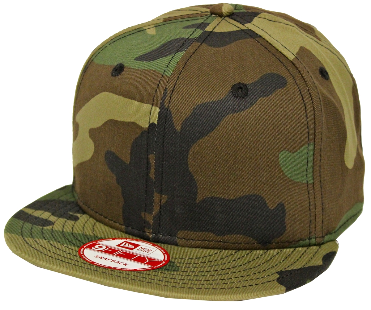 New Era 9Fifty Blank Camouflage Snapback 94b0e104858