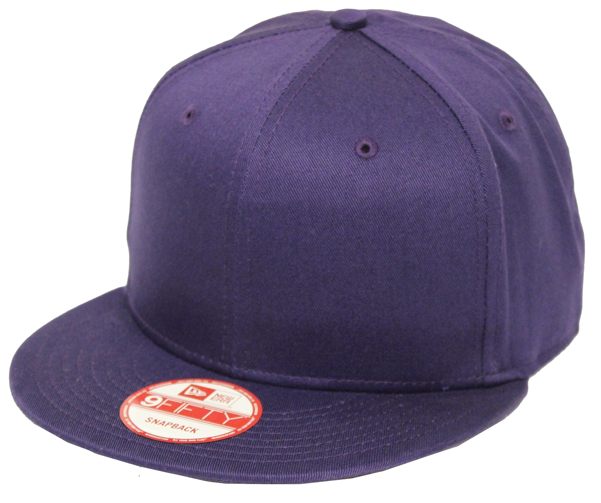 New Era 9Fifty Plain Purple Snapback 2e5120a3a3b
