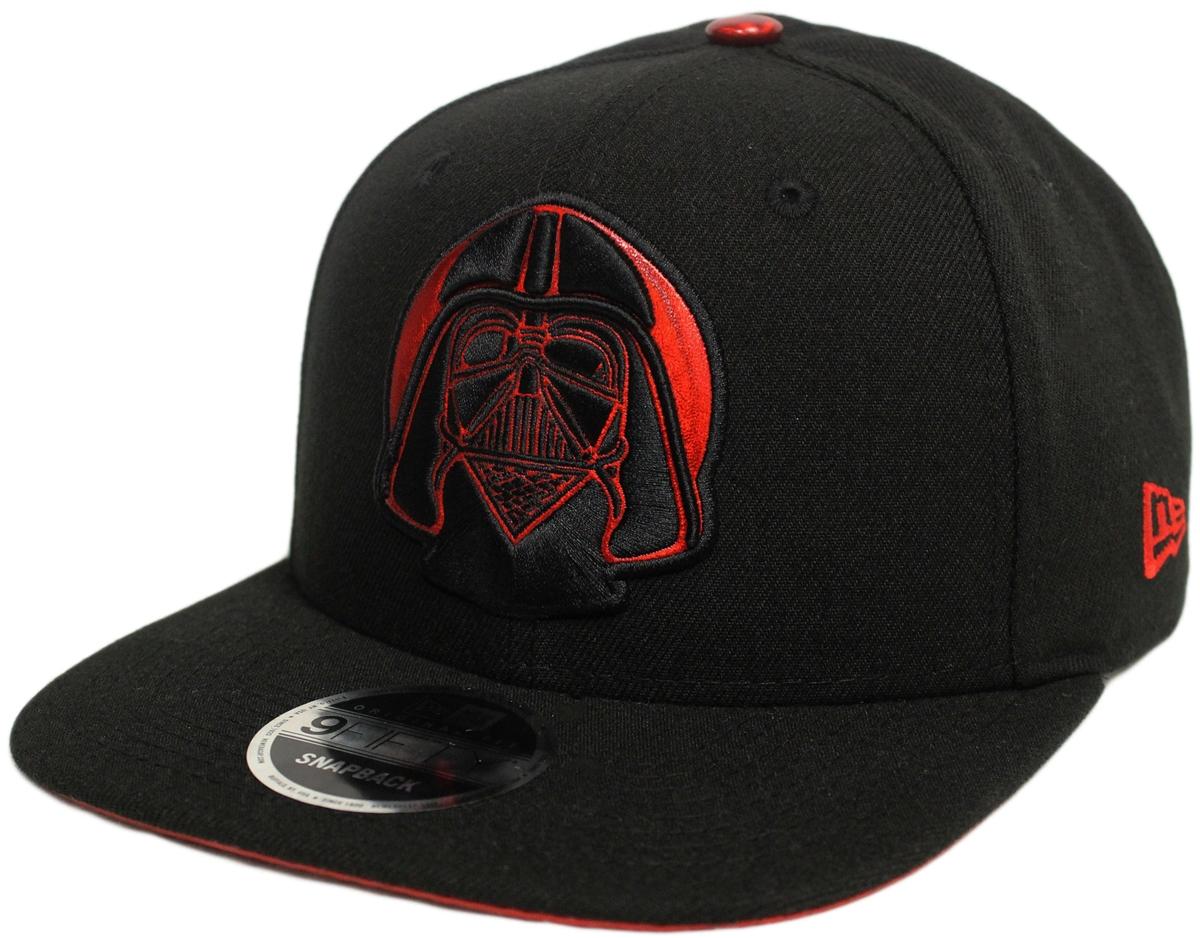 New Era 9Fifty Star Wars Rogue One Darth Vader Black Red ... f4cc61da7f65