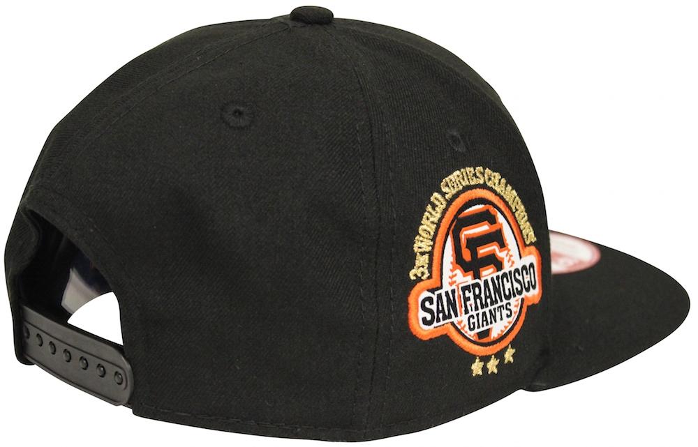 New Era 9Fifty Tribute Turn San Francisco Giants Snapback 724f8ab990c