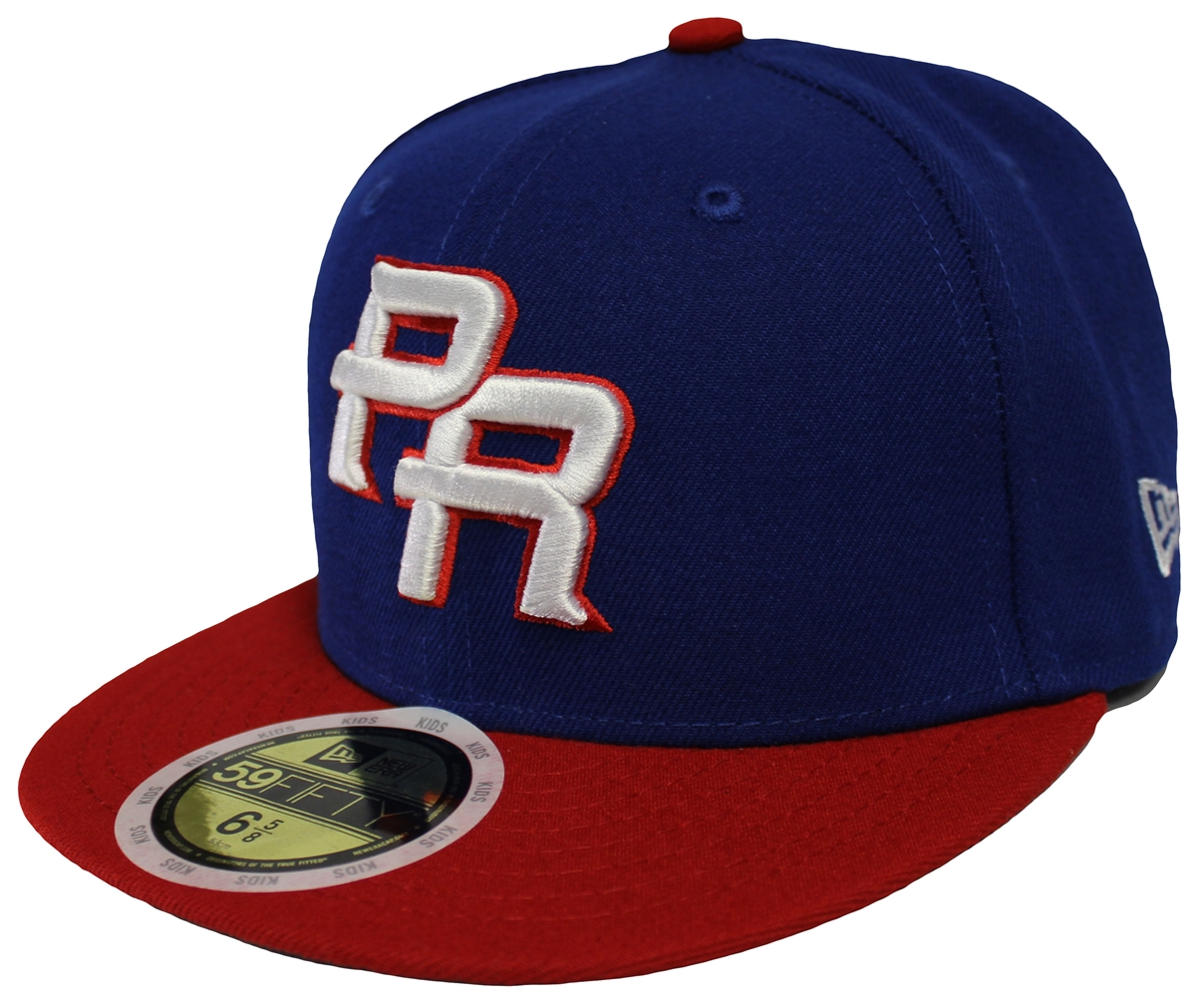 NEW ERA 59Fifty Mens Puerto Rico 2017 WBC World Baseball ... 73f2027ed004