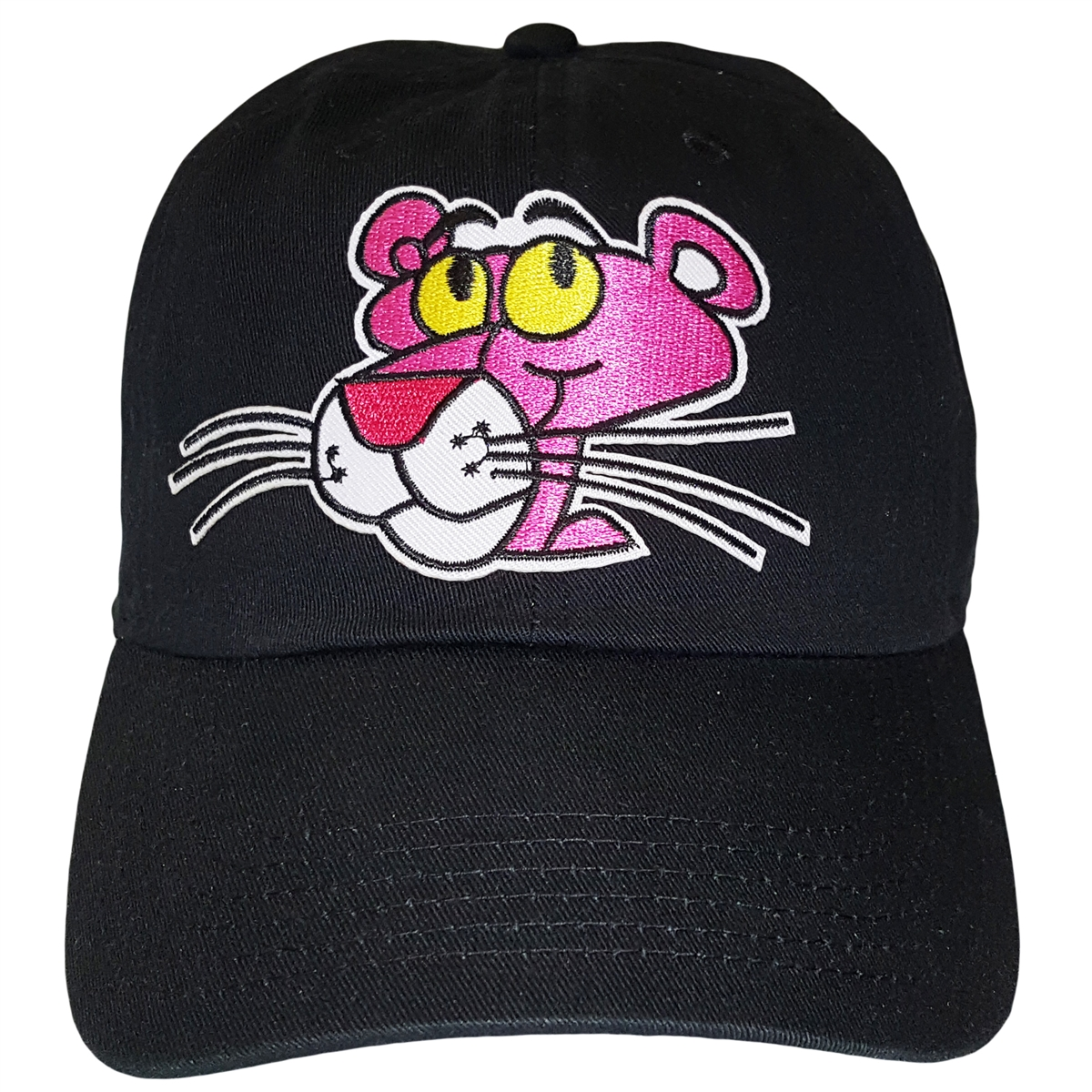 The Pink Panther Black Adjustable Strapback Hat fce2c098fe13