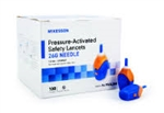 McKesson Sunmark Pressure Activated Lancets