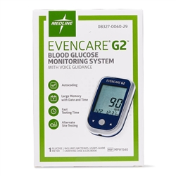EvenCare G2 Glucose Meter Only