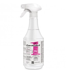 Cavicide1 Disinfectant/Cleaner, 24 oz