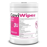 "CaviWipes, 6"" x 6.75"", 160 wipes"