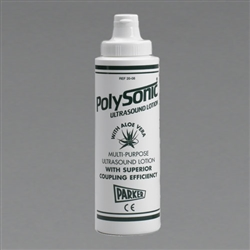 Polysonic Ultrasound Lotion with Aloe, 8.5 oz