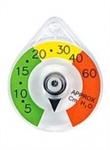 Mercury Medical Manometer ONLY, Disposable