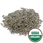 Lavender Flowers Select, Organic, 1 ounce