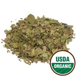 Uva Ursi Leaf, C/S, Organic, 4 ounces