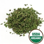 Spearmint Leaf, C/S, Organic, 4 ounces